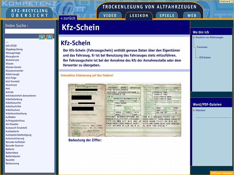 Software - Lexikon - Inhalte